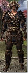 Barbaric Iron - Male 1 Fine Front