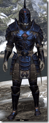 Imperial Voidsteel - Male VR10 Legendary Front