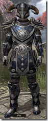 Nord Voidsteel - Male VR9 Normal Front