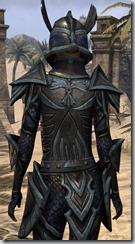 Altmer Ebon - Female 50 Fine Close Back