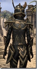 Altmer Ebon - Female 50 Superior Close Back