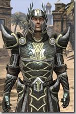 Ancient Elf Iron - Male 1 Fine Close Front
