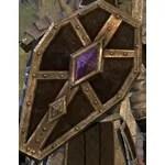 Mahogany Shield