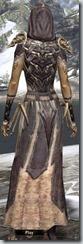 Primal Linen - Female 20 Normal Robe Back
