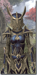 Altmer Voidsteel - Female VR10 Superior Close Front
