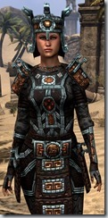 Argonian Obsidian - Female 46 Normal Close Front