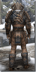 Barbaric Dwarven - Male 36 Epic Back