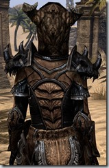 Bosmer Bone-Imbued - Female 46 Normal Close Back