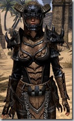 Bosmer Bone-Imbued - Female 46 Normal Close Front