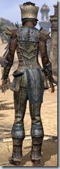 Khajiit Iron - Female 14 Fine Back