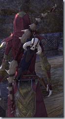 Barbaric Ash Bow