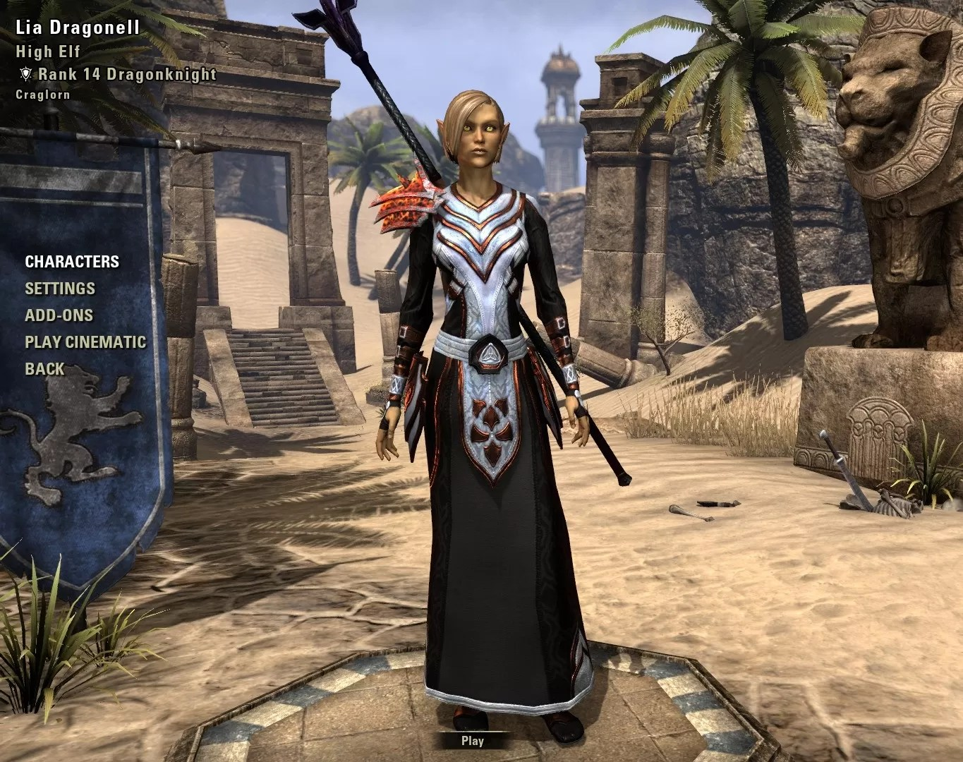 ESO Fashion Lia Dragonell NA