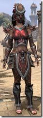 Khajiit Corundum - Female Front