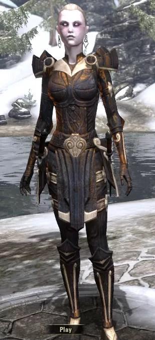 ESO Fashion Xev Bellringer EU Elder Scrolls Online