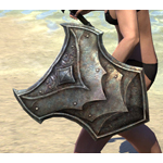 Daedric Oak Shield