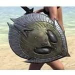 High Elf Beech Shield