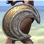 Khajiit Hickory Shield
