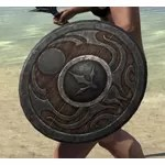 Outlaw Oak Shield