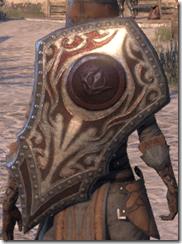 Outlaw Ruby Ash Shield