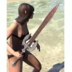 Aldmeri Dominion Rubedite Sword