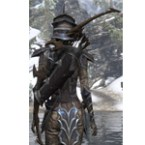 Daedric Birch Bow