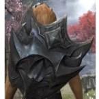 Daedric Nightwood Shield