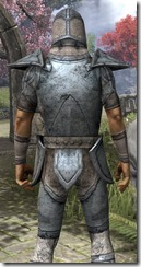 Altmer Iron - Male Close Back