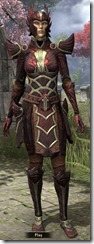Ancient Elf Rubedite - Female Front