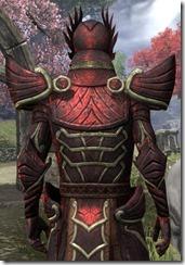 Ancient Elf Rubedite - Male Close Back