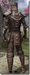 Argonian Iron - Male Back