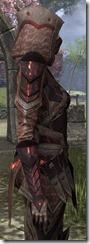 Assassin's League Rubedite - Female Close Side