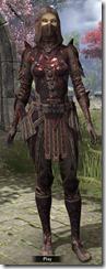Assassin's League Rubedite - Female Front