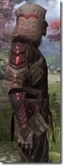 Assassin's League Rubedite - Male Close Side