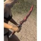 Assassins League Rubedite Dagger