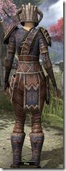 Barbaric Galatite - Female Back