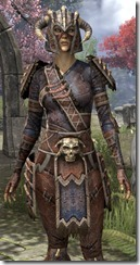 Barbaric Galatite - Female Close Front
