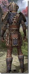 Barbaric Galatite - Male Back