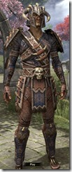 Barbaric Galatite - Male Front