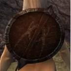 Wood Elf Maple Shield