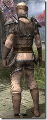 Dunmer Homespun Shirt - Male Back