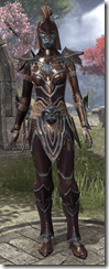 Female-Armor-Orc-Calcinium-VR1-white-front