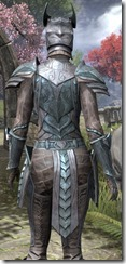 Glass Iron - Female Close Back