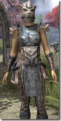 Khajiit Iron - Female Close Front