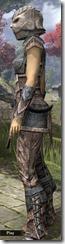 Khajiit Iron - Female Side