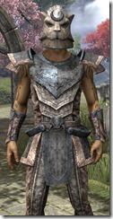 Khajiit Iron - Male Close Front