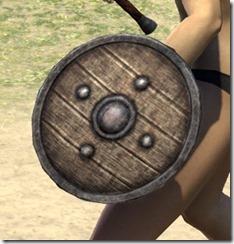 Khajiit Maple Shield