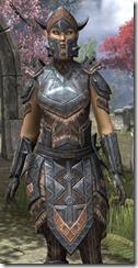 Malacath Iron - Female Close Front