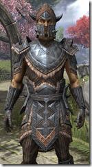 Malacath Iron - Male Close Front