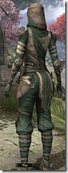 Outlaw Homespun Robe - Female Back