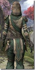 Outlaw Homespun Robe - Female Close Back